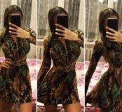 Платье Sassofono оригинал