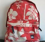 Новый рюкзак Quiksilver