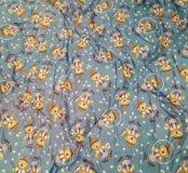 Полупуховое одеяло