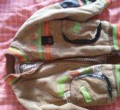 Куртка для мальчика на 2 года