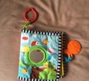 Книжка -игрушка Tiny Love