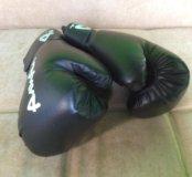 Перчатки боксерские тренировочные