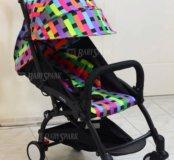 Новые прогулочные коляски Yoya