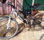 Велосипед обмен на скутер  мотоцикл
