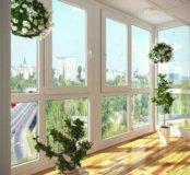 Балконы. Новые и качественные.
