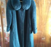 Пальто зимнее р58
