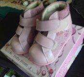 Новые ботиночки на первый шаг 17