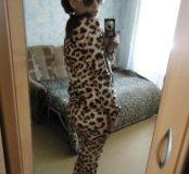 Новый костюм леопард 50-52