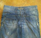 Новые джинсы 33 размер