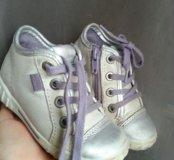 Ecco ботинки 22 размер