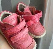 Ecco ботинки 21 размер