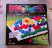 Развивающая игрушка мозаика