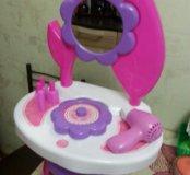 """Туалетный столик """"Цветок"""" для девочки от 3-10 лет"""