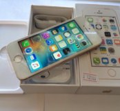 iPhone 5s gold (новый)