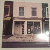 Виниловая пластинка Mumford & Sons
