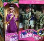 Новые куклы Барби.