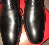 Мужские ботинки Hugo Boss новые
