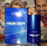 Туалетная вода Glacier для мужчин