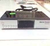 Ресивер кабельный цифровой DVB-C /T2