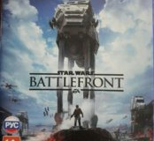 Диск PS4 STAR WARS.BATTLEFRONT.