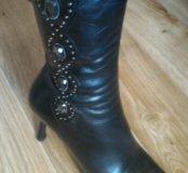 Сапоги ботинки 37