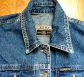 Новая женская джинсовая куртка-рубашка Wens Jeans
