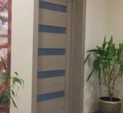 Дверь новая с коробкой, нестандартных размеров/ ма