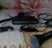 Модем,зарядное, микрофон