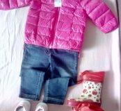 Комплект одежды74р