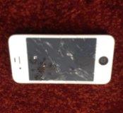 Iphone4 экран запчасти батарея корпус