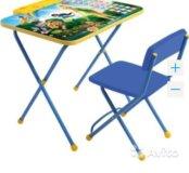 Продаю детский стол и стул б/у