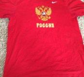 Футболка Nike Russia Malkin