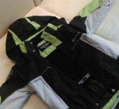 Куртка для мальчика размер128(+6)