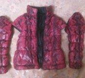 2 в 1 Куртка и безрукавка двустороняя