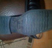П/ботинки муж. 40-й размер