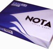 Пачка бумаги Nota office paper