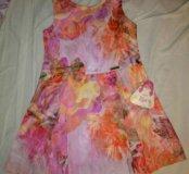 Платье для девочки размер 110 новое