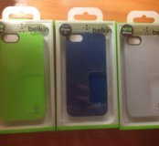 Чехлы Клип-кейс Belkin на iPhone 5/5s