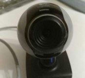 Ligitech веб камера