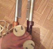 Плойки-расчёски