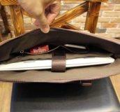 Мужская сумка, портфель, новая