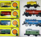 Железная дорога TT Hobby GDR