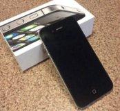 iPhone 4s в хорошем состоянии.