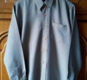 Рубашка/сорочка мужская S-M на лето