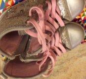 Кроссовки ботинки Duetto