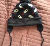 Детская шапка зара