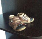 Новые ботинки 21 р