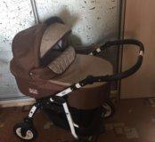 Коляска детская Car Baby Polo 2 в 1