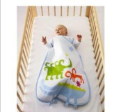 Теплый спальный мешок икеа