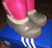 Сапожки adidas